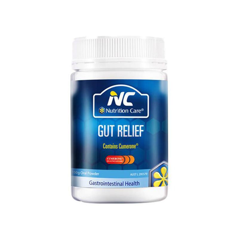 澳洲 Nutritioncare NC调理肠胃养胃护胃粉 150克【保税仓】