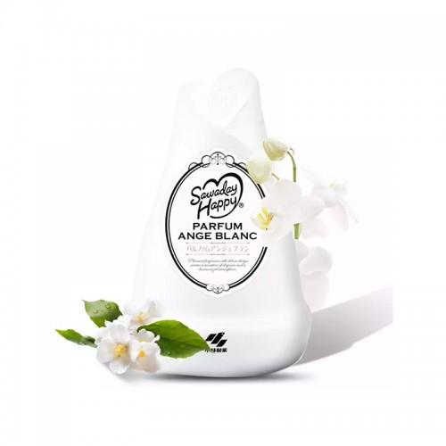 【促销】日本本土版 小林制药SawadayHappy 固体芳香 各种香味 清新剂 150g【江阴保税仓】