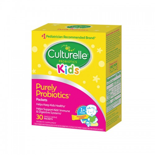 美国 康萃乐Culturelle 婴幼儿益生菌粉 30袋/盒【保税仓】